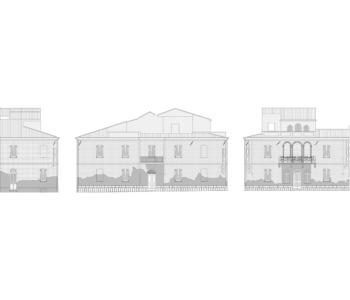 """Progetto di restauro della """"Casa Pinna"""""""