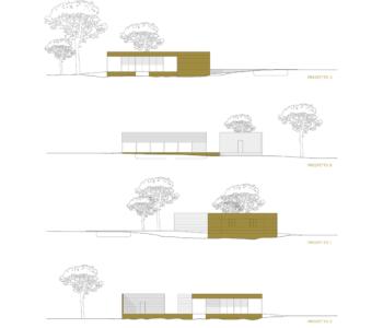 Progetto di riqualificazione Punto di ristoro La Pinetina in località Pedra Mincina nella Marina di Sorso