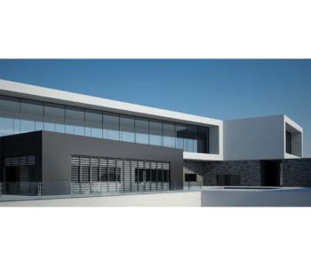 Progetto Residenza Sanitaria Assistita (RSA) Assistenza nella composizione architettonica, studio design dell'edificio ed inserimento urbanistico