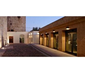 """Recupero e riqualificazione, ai fini sociali e culturali del complesso urbano """"Lo Quarter"""" del San Michele"""